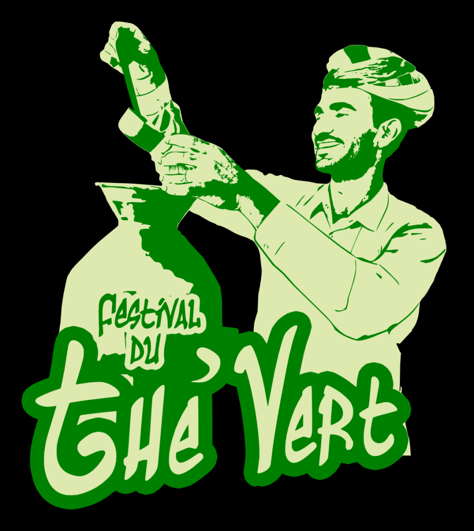 Festival du Thé Vert 2011 - Front T-Shirt