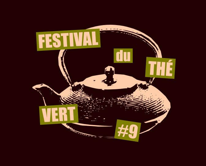 Festival du Thé Vert 2013 - Front T-Shirt