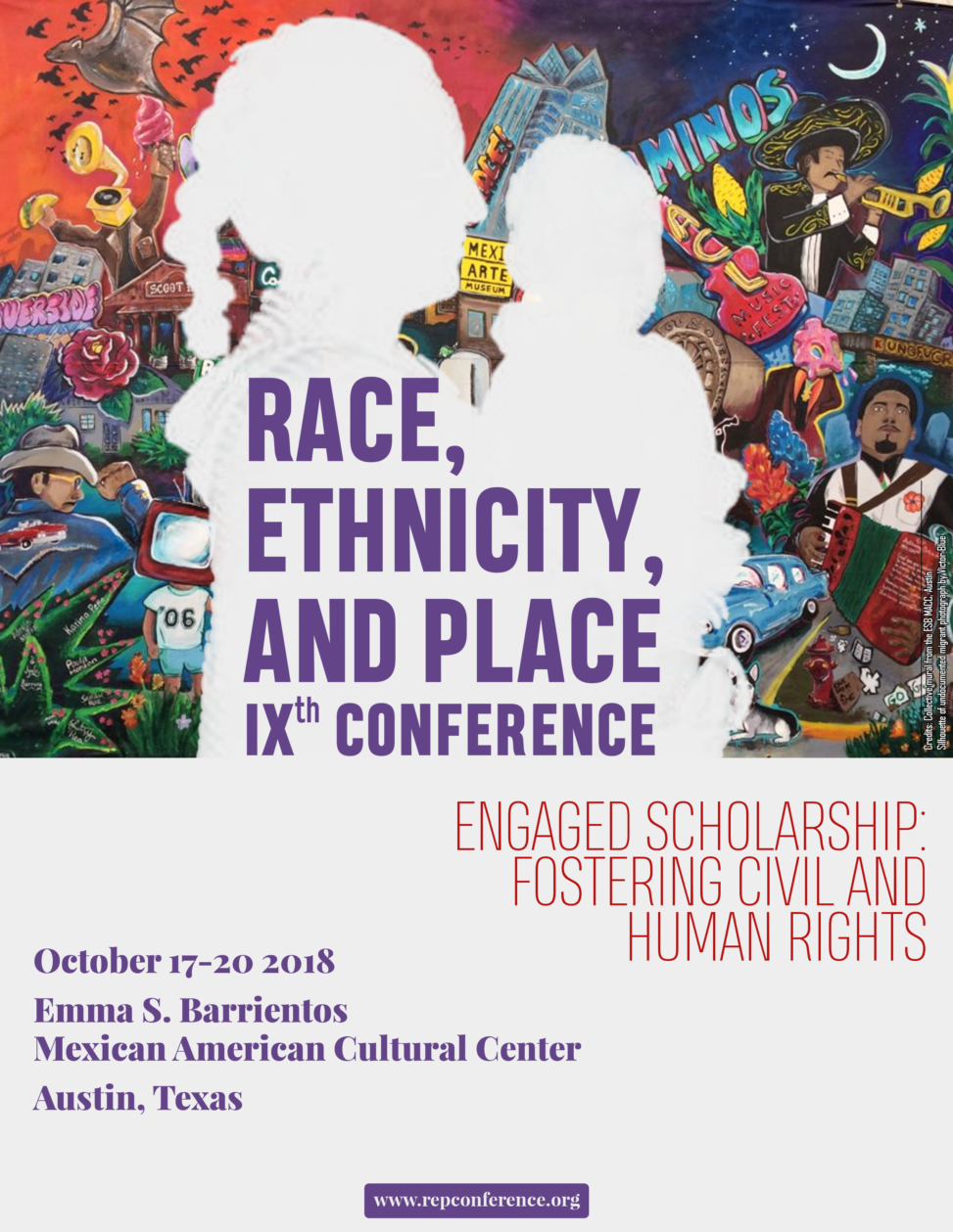 Poster of the IXth REP Conference